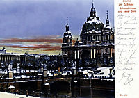 Grüße aus dem alten Berlin (Tischaufsteller DIN A5 quer) - Produktdetailbild 12