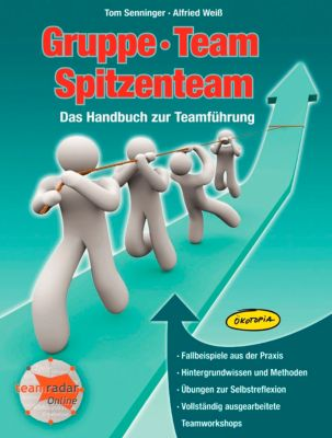 Gruppe - Team - Spitzenteam, Tom Senninger, Alfried Weiss