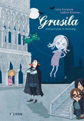 Grusila - Vampirspuk in Venedig, Julia Freidank
