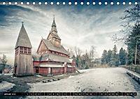 Gustav-Adolf-Stabkirche. Die schönste Kirche im Harz (Tischkalender 2018 DIN A5 quer) Dieser erfolgreiche Kalender wurde - Produktdetailbild 1