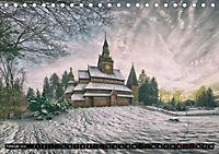 Gustav-Adolf-Stabkirche. Die schönste Kirche im Harz (Tischkalender 2018 DIN A5 quer) Dieser erfolgreiche Kalender wurde - Produktdetailbild 2