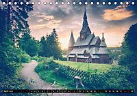 Gustav-Adolf-Stabkirche. Die schönste Kirche im Harz (Tischkalender 2018 DIN A5 quer) Dieser erfolgreiche Kalender wurde - Produktdetailbild 4