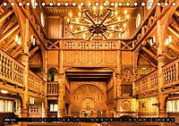 Gustav-Adolf-Stabkirche. Die schönste Kirche im Harz (Tischkalender 2018 DIN A5 quer) Dieser erfolgreiche Kalender wurde - Produktdetailbild 5
