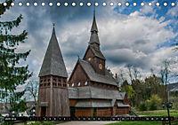 Gustav-Adolf-Stabkirche. Die schönste Kirche im Harz (Tischkalender 2018 DIN A5 quer) Dieser erfolgreiche Kalender wurde - Produktdetailbild 6