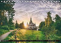 Gustav-Adolf-Stabkirche. Die schönste Kirche im Harz (Tischkalender 2018 DIN A5 quer) Dieser erfolgreiche Kalender wurde - Produktdetailbild 9
