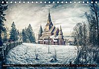 Gustav-Adolf-Stabkirche. Die schönste Kirche im Harz (Tischkalender 2018 DIN A5 quer) Dieser erfolgreiche Kalender wurde - Produktdetailbild 12