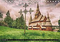 Gustav-Adolf-Stabkirche. Die schönste Kirche im Harz (Tischkalender 2018 DIN A5 quer) Dieser erfolgreiche Kalender wurde - Produktdetailbild 11