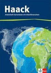 Haack, Arbeitsheft Kartenlesen mit Atlasführerschein