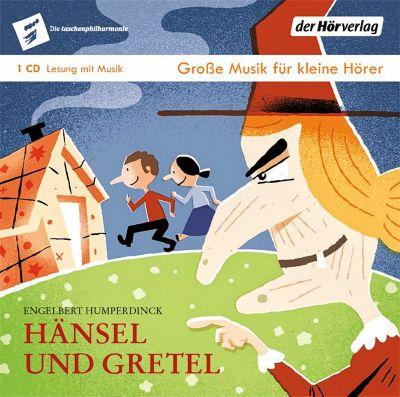 Hänsel und Gretel, CD, Peter Stangel