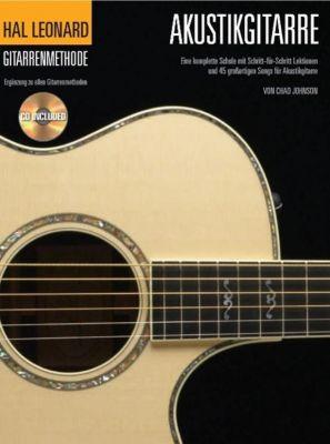 Hal Leonard Gitarrenmethode für Akustikgitarre, Chad Johnson