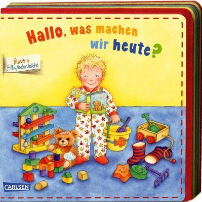 Hallo, was machen wir heute?, Julia Hofmann, Barbara Jelenkovich