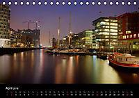 "Hamburg ""Blaue Stunde"" (Tischkalender 2018 DIN A5 quer) - Produktdetailbild 4"