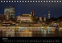 "Hamburg ""Blaue Stunde"" (Tischkalender 2018 DIN A5 quer) - Produktdetailbild 7"