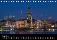 "Hamburg ""Blaue Stunde"" (Tischkalender 2018 DIN A5 quer) - Produktdetailbild 8"