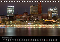 "Hamburg ""Blaue Stunde"" (Tischkalender 2018 DIN A5 quer) - Produktdetailbild 12"