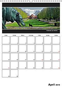 Hamburg Panoramen 2019 - Jahresplaner (Wandkalender 2019 DIN A3 hoch) - Produktdetailbild 4