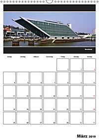 Hamburg Panoramen 2019 - Jahresplaner (Wandkalender 2019 DIN A3 hoch) - Produktdetailbild 3