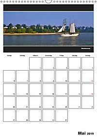 Hamburg Panoramen 2019 - Jahresplaner (Wandkalender 2019 DIN A3 hoch) - Produktdetailbild 5