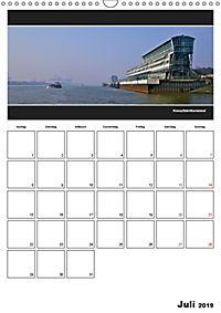Hamburg Panoramen 2019 - Jahresplaner (Wandkalender 2019 DIN A3 hoch) - Produktdetailbild 7