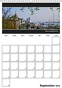 Hamburg Panoramen 2019 - Jahresplaner (Wandkalender 2019 DIN A3 hoch) - Produktdetailbild 9