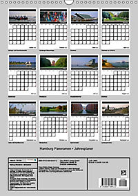 Hamburg Panoramen 2019 - Jahresplaner (Wandkalender 2019 DIN A3 hoch) - Produktdetailbild 13