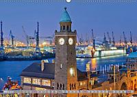 Hamburg Stadt an der Alster und Elbe (Wandkalender 2018 DIN A2 quer) - Produktdetailbild 3