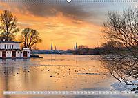 Hamburg Stadt an der Alster und Elbe (Wandkalender 2018 DIN A2 quer) - Produktdetailbild 1