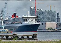 Hamburg Stadt an der Alster und Elbe (Wandkalender 2018 DIN A2 quer) - Produktdetailbild 6
