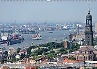 Hamburg Stadt an der Alster und Elbe (Wandkalender 2018 DIN A2 quer) - Produktdetailbild 5