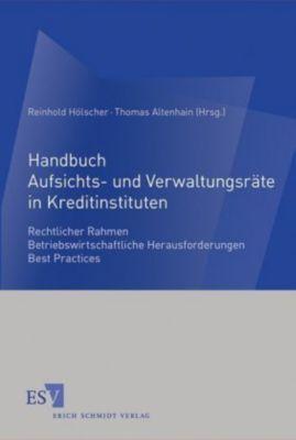 Handbuch Aufsichts- und Verwaltungsräte in Kreditinstituten