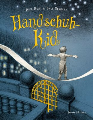 Handschuh-Kid, Julie Hunt