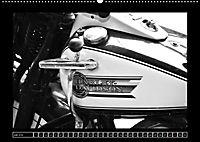Harley Davidson WLA 750 in Schwarzweiss (Wandkalender 2018 DIN A2 quer) Dieser erfolgreiche Kalender wurde dieses Jahr m - Produktdetailbild 7