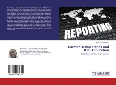 Harmonisation Trends and IFRS Application, Indiael Daniel Kaaya