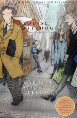 Harriet, Spionage aller Art, Louise Fitzhugh
