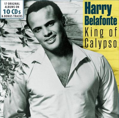 Harry Belafonte - King of Calypso, 10 CDs, Harry Belafonte
