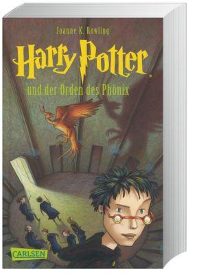 Harry Potter Band 5: Harry Potter und der Orden des Phönix, Joanne K. Rowling