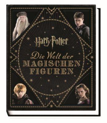 Harry Potter - Die Welt der magischen Figuren, Jody Revenson