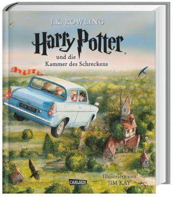 Harry Potter - Harry Potter und die Kammer des Schreckens (Schmuckausgabe), Joanne K. Rowling