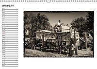 Harvest, pictures from yesteryear (Wall Calendar 2018 DIN A3 Landscape) - Produktdetailbild 1