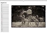 Harvest, pictures from yesteryear (Wall Calendar 2018 DIN A3 Landscape) - Produktdetailbild 8
