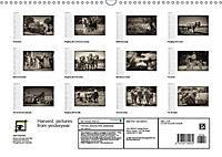 Harvest, pictures from yesteryear (Wall Calendar 2018 DIN A3 Landscape) - Produktdetailbild 13