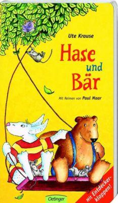 Hase und Bär, Ute Krause, Paul Maar