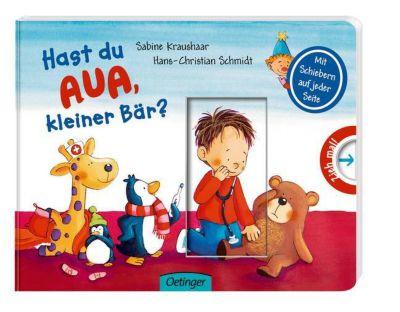 Hast du Aua, kleiner Bär?, Hans-Christian Schmidt