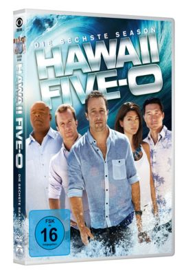 Hawaii Five-0 - Season 6, Scott Caan,Daniel Dae Kim Alex O'Loughlin