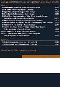 Heidegger verstehen, MP3-CD + DVD - Produktdetailbild 2