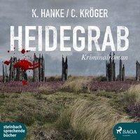Heidegrab, 2 MP3-CDs, Kathrin Hanke, Claudia Kröger