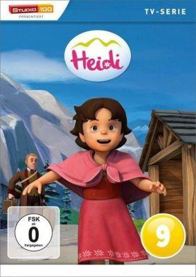 Heidi - DVD 9, Johanna Spyri