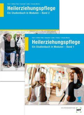 Heilerziehungspflege - Ein Studienbuch in Modulen, 2 Bde., Barbara Ebert, Norbert Göttker, Ulrike Kamende, Uwe Lüdke, Nicole Pontius, Ansgar Stracke-Mertes, Alfr Schramm