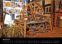 Heimatmuseum Müden/Aller 2018 (Wandkalender 2018 DIN A2 quer) - Produktdetailbild 1