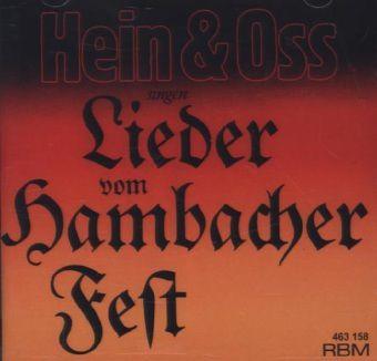 Hein & Oss Singen Lieder Vom Hambacher Fest, Hein und Oss